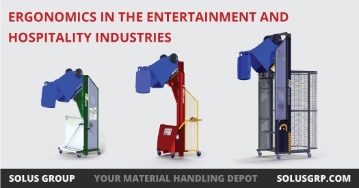 Ergonomics in the Entertainment and Hospitality Industries