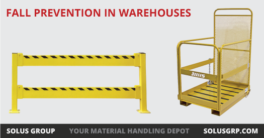 Fall Prevention in Warehouses