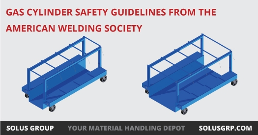 Gas Cylinder Safety Guidelines from the American Welding Society