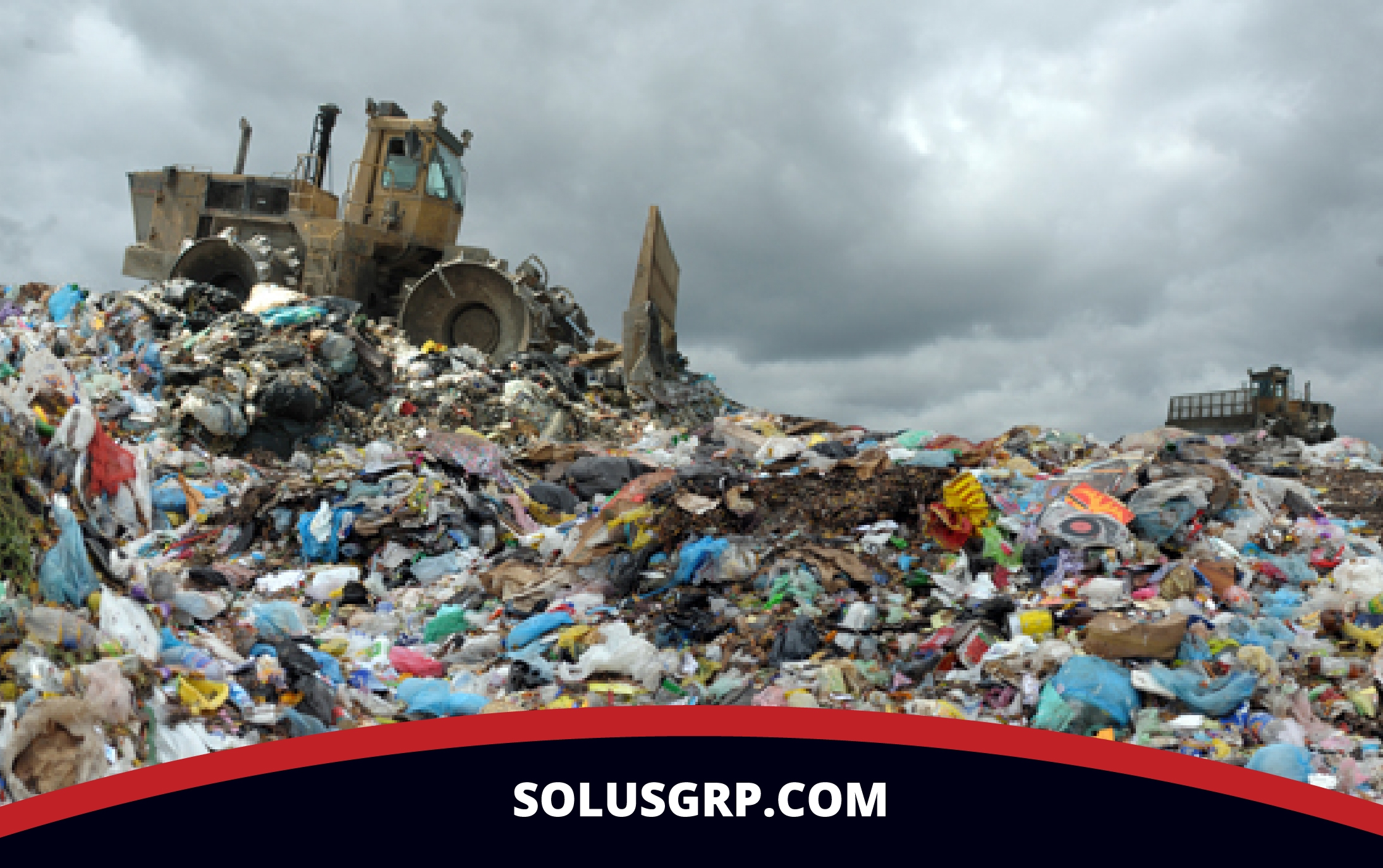 Recyclables in Landfills Contributes to Air Pollution - And What We Can Do About It