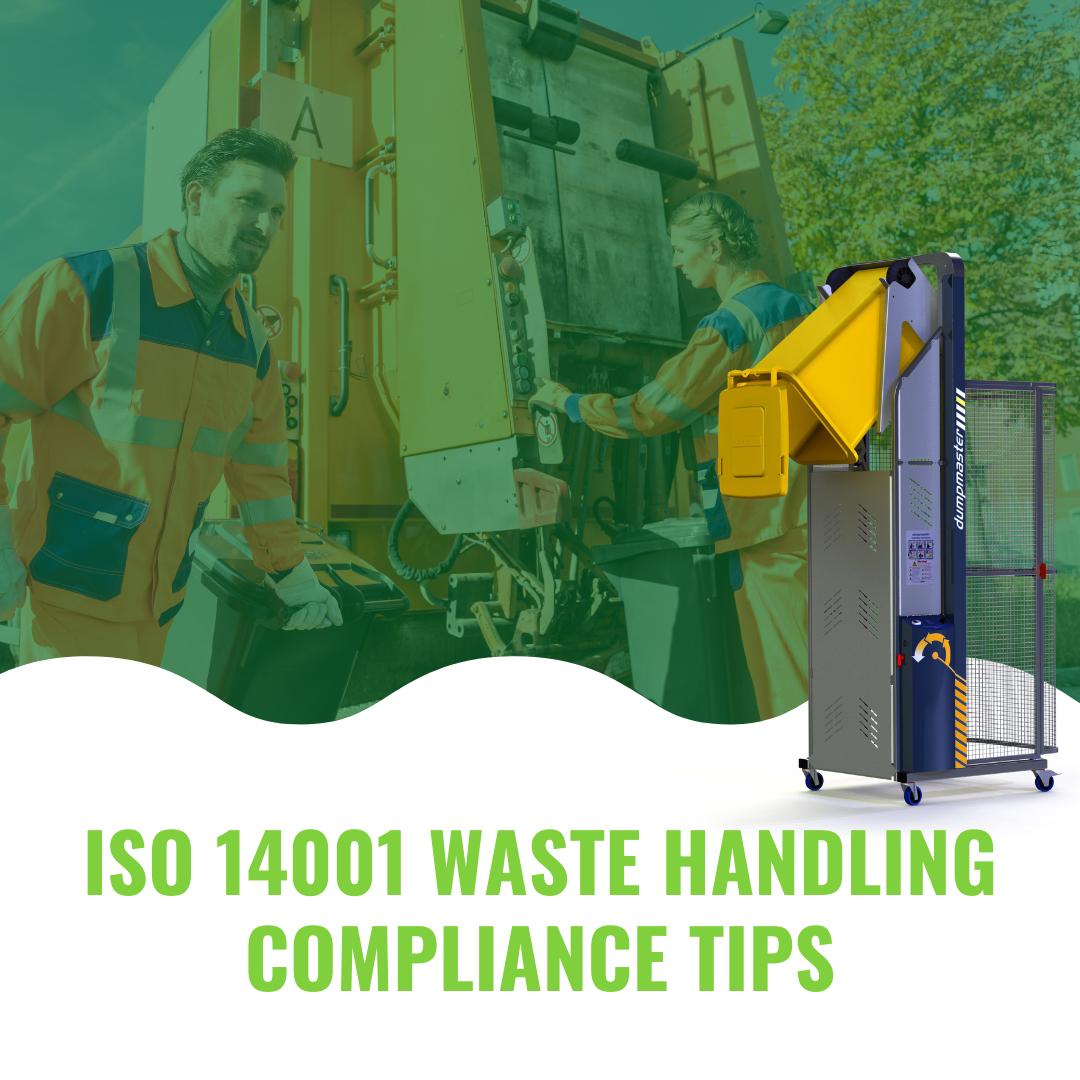 ISO 14001 Waste Handling Compliance Tips