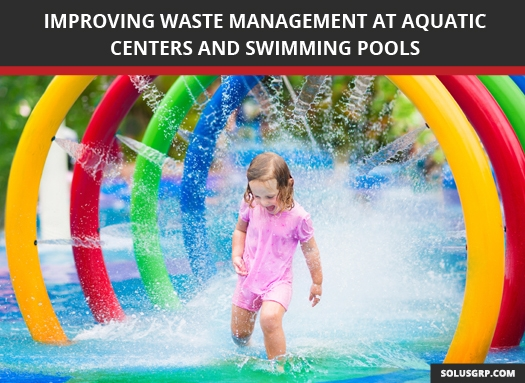 Aquatic centers and swimming pools bring unique waste management issues that bin tippers can help address.