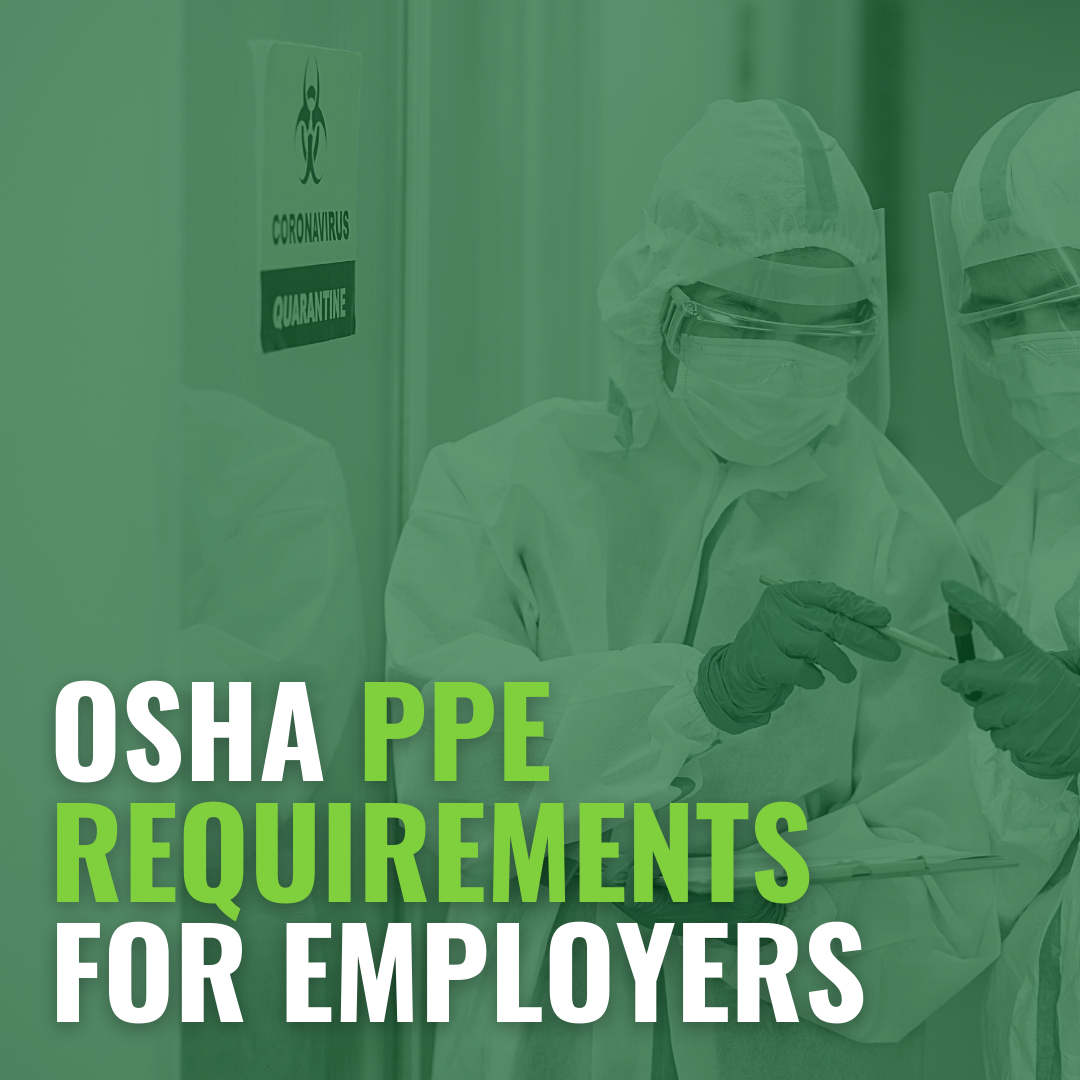 OSHA PPE Requirements for Employers