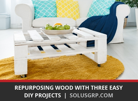 DIY Wood Repurposing Projects