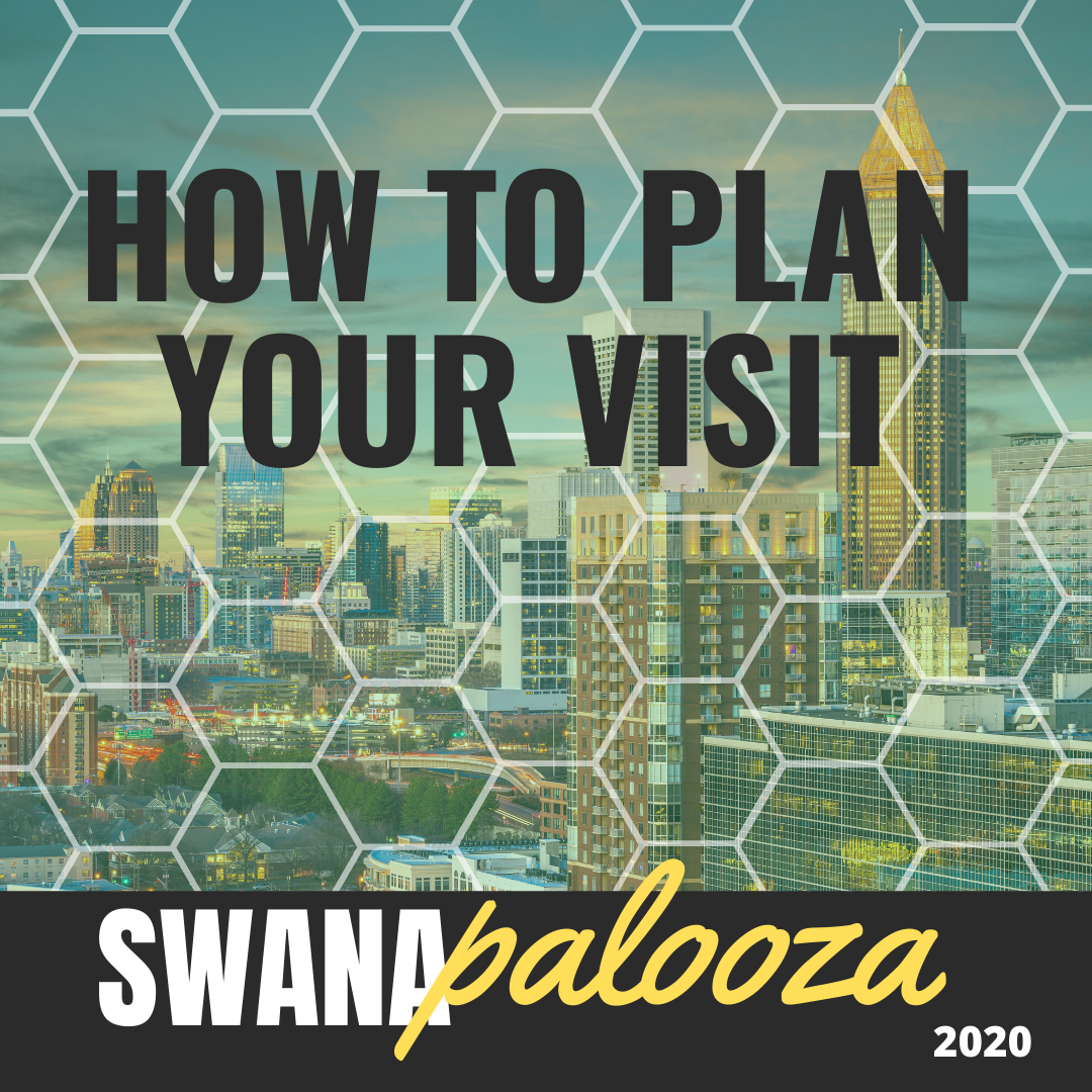 SWANAPalooza 2020: How to Plan Your Visit