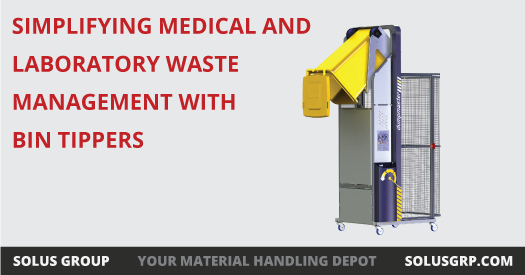 Simplifying medical and laboratory waste