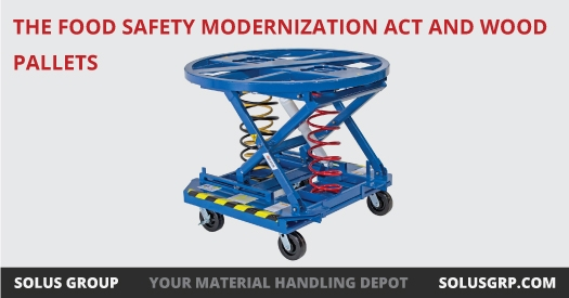 The Food Safety Modernization Act and Wood Pallets