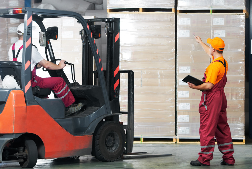 forklift battery safety