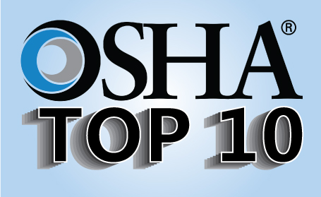 OSHA Top Ten Citations