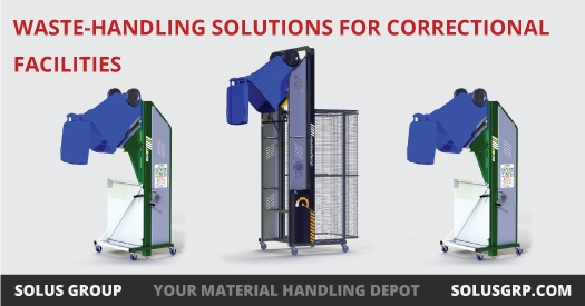 Waste-Handling Solutions for Correctional Facilities