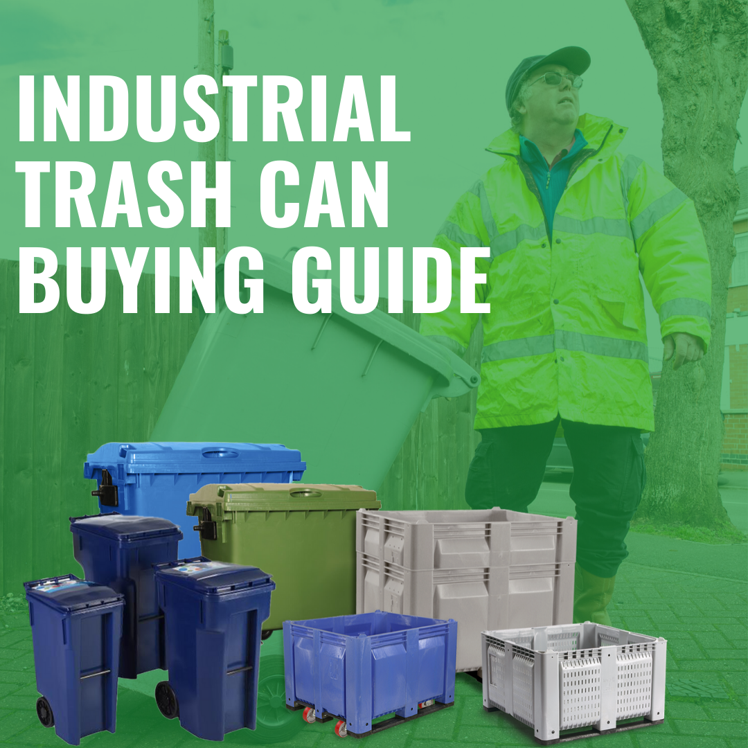 Industrial Trash Can Buying Guide