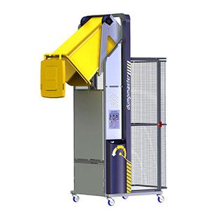Dumpmaster™ Hydraulic Bin Dumper, 47