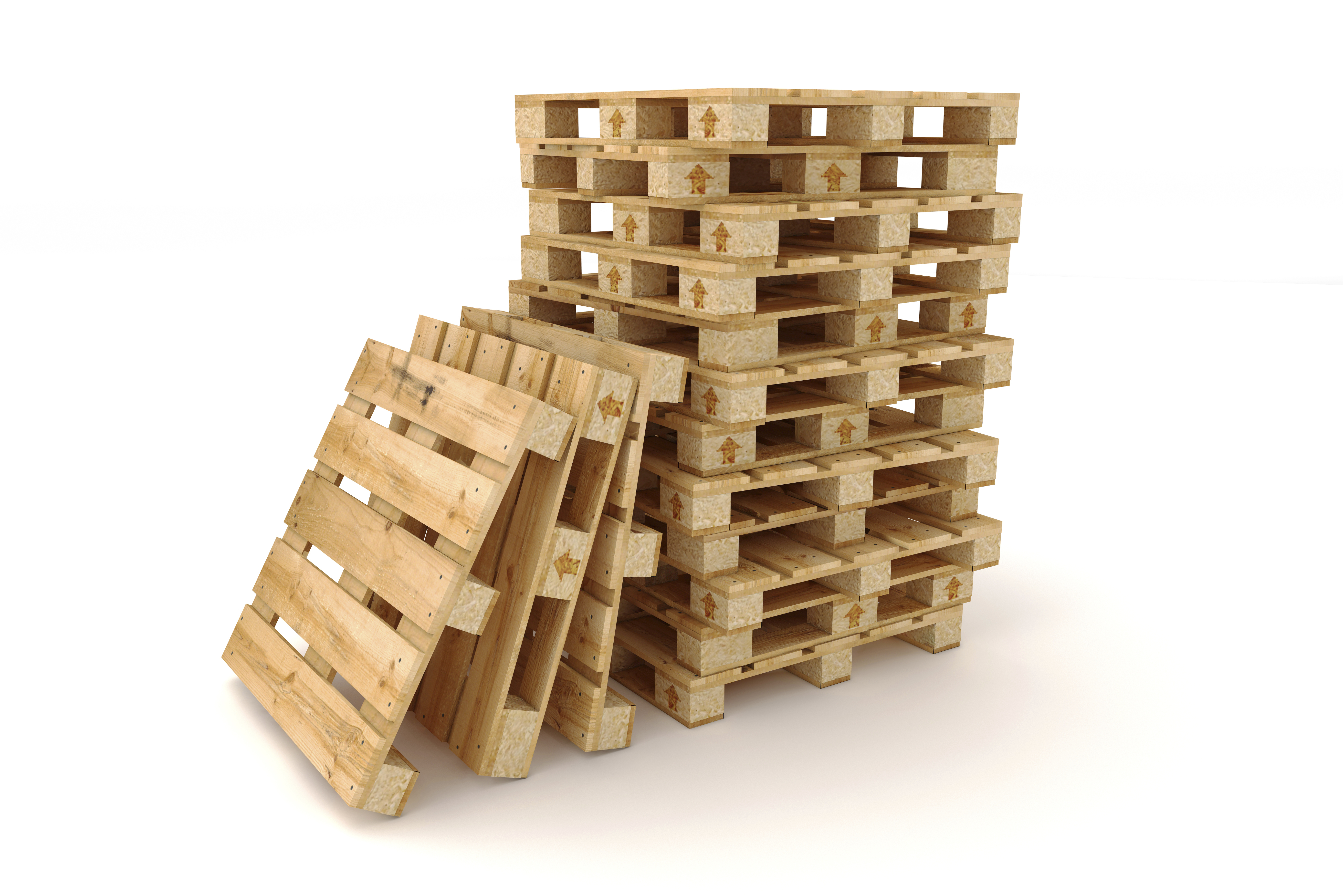 Ergonomics research has led to specialized equipment to prevent injuries from common repetitive motions in pallet manufacturing tasks