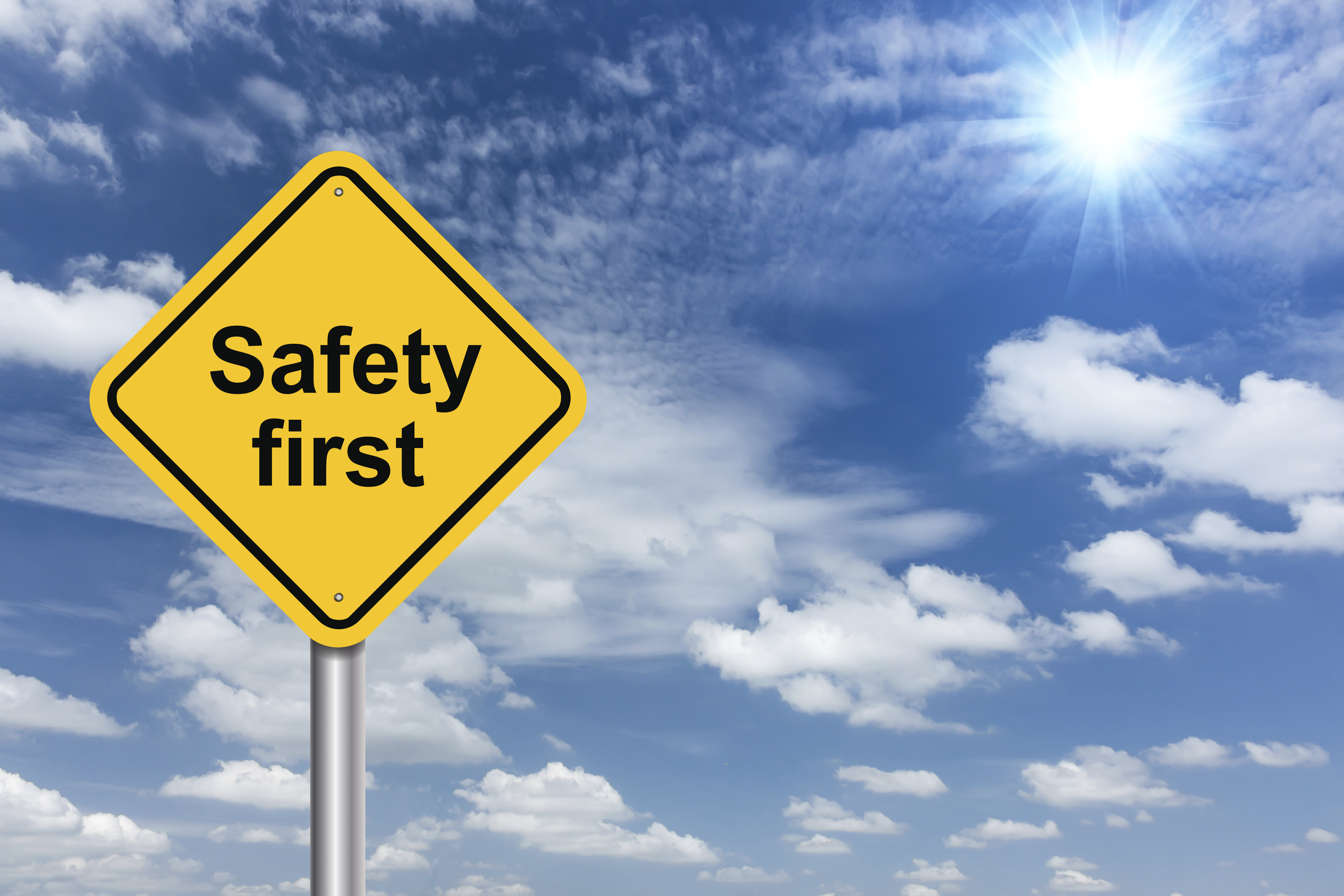 Even More On Double Standards >> Avoiding OSHA Violations with Appropriate Warehouse Signage