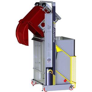 Megadumper™ Hydraulic Bin Tipper
